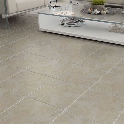 limestone kitchen tiles calcuta effect ceramic floor tile pack of 9 3805
