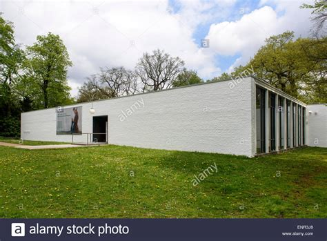 Ernst Barlach House In The Jenischpark, Built 1962 By