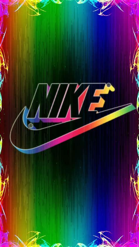Neon Nike Wallpapers Wallpaper Cave