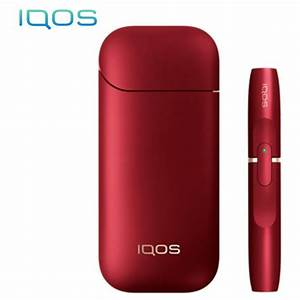 iQOS 2.4 Plus Kit Red Limited Edition JP Version 2018 ...