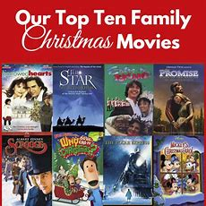 Our Top Ten Family Christmas Movies  Paradise Praises