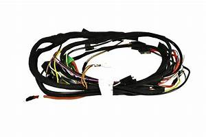 Case Ih 85 Series Xl Cab Engine Wiring Loom 92347c1