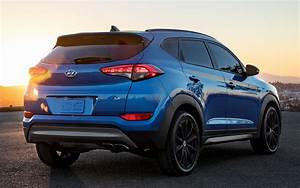 2017 Hyundai Tucson Night (US) - Wallpapers and HD Images