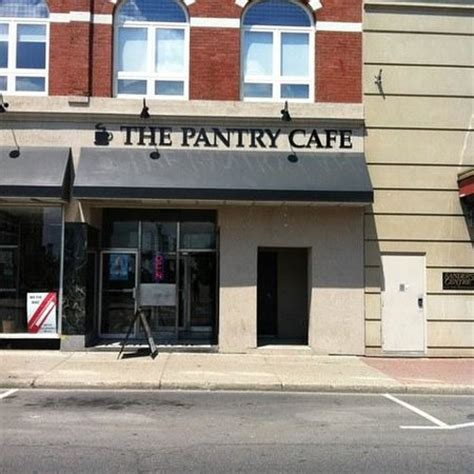 The Pantry Cafe Menu Pantry Cafe Brantford Restaurant Reviews Phone Number