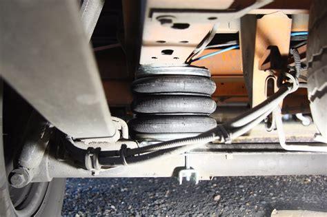suspension pneumatique camping car renault master