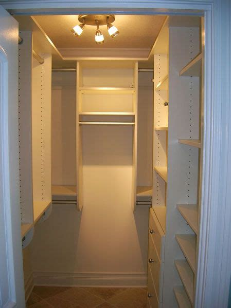 interior design small walk in closet white walk in