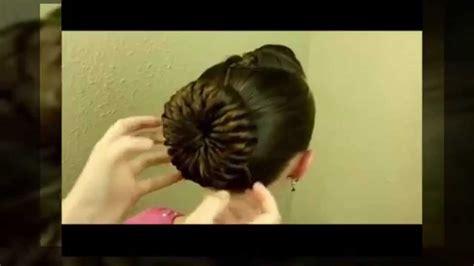 Be A Professional Pinwheel Bun
