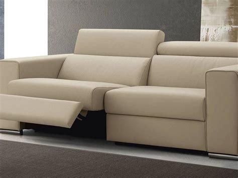 doimo divani in pelle divano relax in pelle doimo salotti a prezzo ribassato