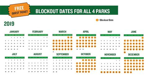Busch Gardens Platinum Pass by Bronze Annual Pass And Card Blockout Dates Busch Gardens Ta Bay