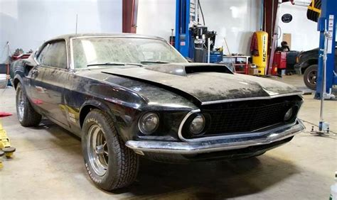 1 of 5 boss 429 s made in this color barn find by our