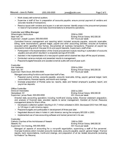 Usajobs Resume Template by Usa Resume Cover Letter Sle Templates Exles
