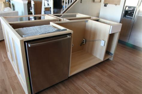 kitchen cabinet furniture ikea hack how we built our kitchen island jeanne oliver
