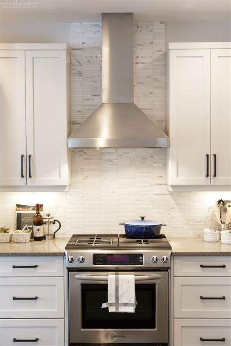 rustic modern white kitchen  calgary interior