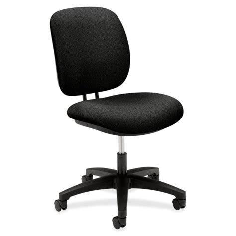 hon comfortask 5901 armless task chair h5901 office