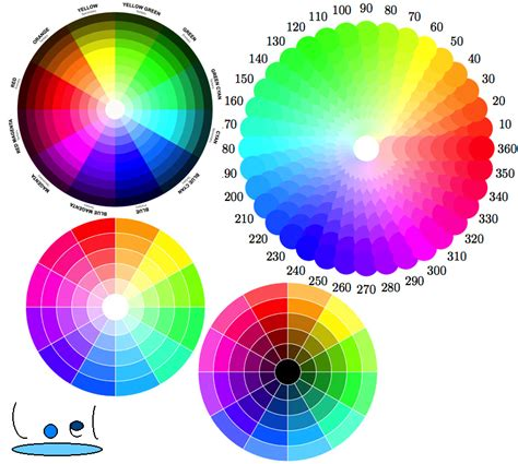 Color palette | OpenGameArt.org