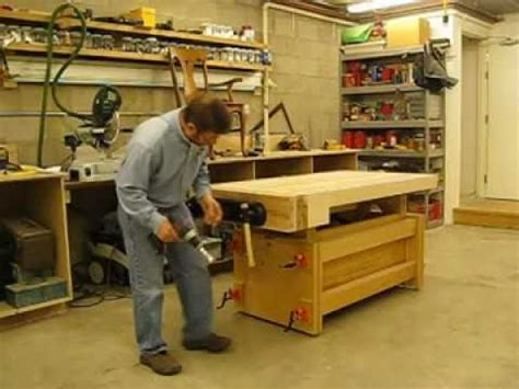 workbench design idea  plans youtube