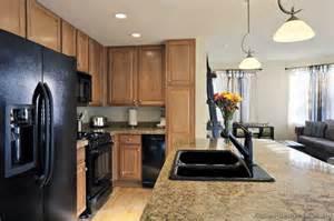 kitchen ideas with black appliances kitchen design black appliances with marble table and flowerpot and black kitchen black