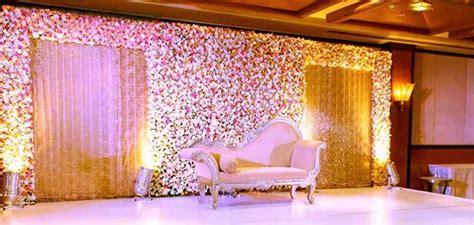 royal wedding stage decoration plans   posh couple