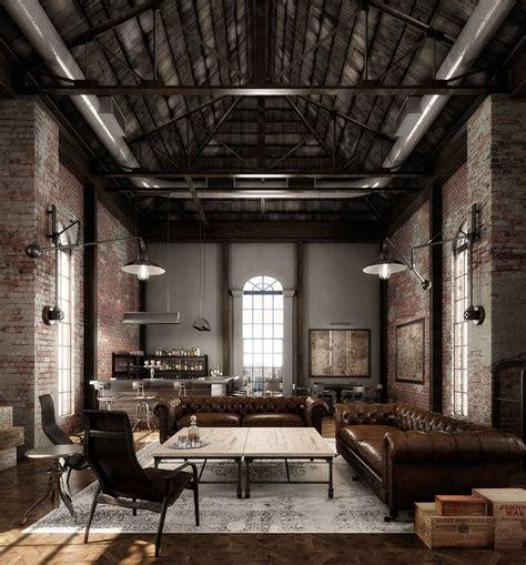 Farmhouse Kitchen Decorating Ideas - decoración industrial los mejores lofts nomadbubbles
