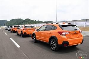Essai Subaru Xv 2018 : primeur notre essai du subaru crosstrek 2018 au japon photo 12 de 22 auto123 ~ Medecine-chirurgie-esthetiques.com Avis de Voitures