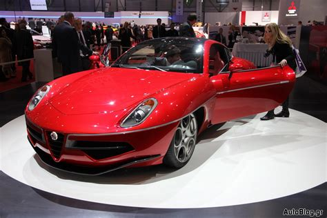 Alfa Romeo Touring Disco Volante by 2013 Carrozzeria Touring Disco Volante