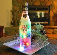1000 images about Wine Bottle Lights on Pinterest