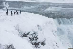year http joyreactor 2015 niagara falls frozen winter