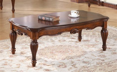 Traditional Coffee Table Set — Coffee Tables Ideas