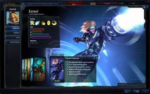 League of Legends - Pulsefire Ezreal Skin! Screenshots ...
