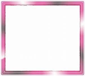 pink frame | pink-frame.gif | Frames - Pink | Pinterest