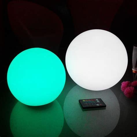 Outdoor Floating Wireless LED Light Ball 60cm   Buy