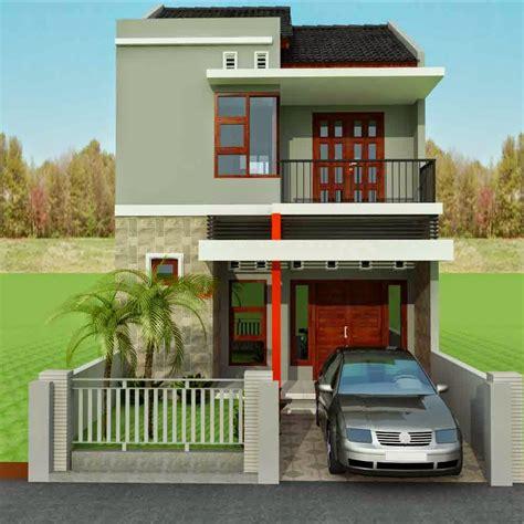 rumah puertorico  desain rumah kecil minimalis modern
