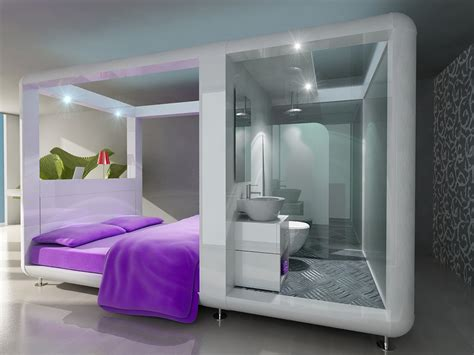 Bedrooms First by New Qbic Hotel Concept To Bring Design Led Affordability