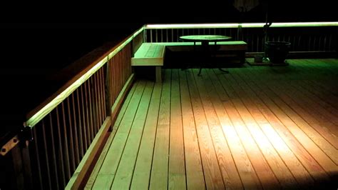 led decking lights led deck lighting strips lighting ideas