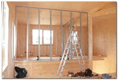 isolation phonique entre 2 chambres cloisons de notre chambre et sdb le de la