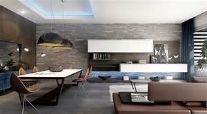 Furniture Fashion14 Glamorous Modern Living Room Designs ...