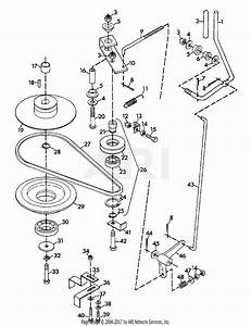 Gravely Zt 1640 Belt Diagram
