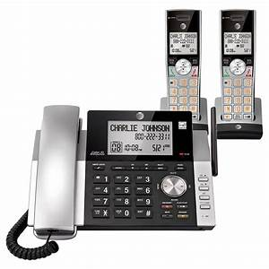 Manual For At U0026t 2 Handset Cordless Answering System