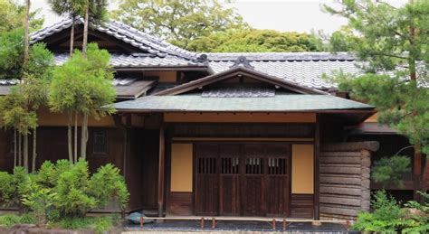 desain rumah kayu jepang jasa bangun rumah kayu  gazebo