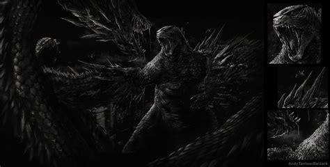 Godzilla Vs King Gidorah By Andytantowibelzark On Deviantart