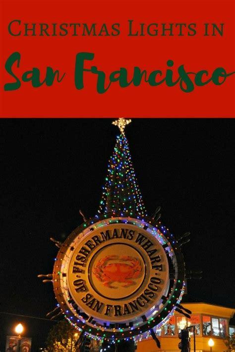 san francisco christmas lights 2016 s top displays