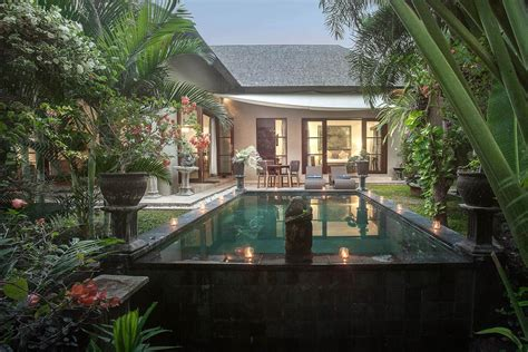 1 Bedroom Family Holiday Villa With Private Pool In Canggu