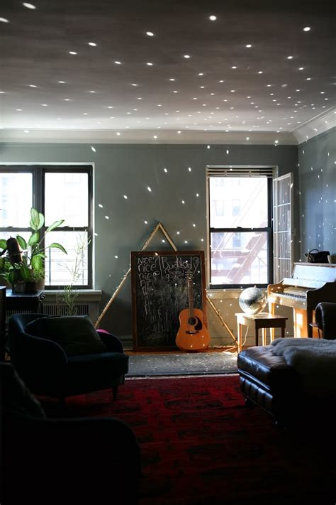 disco ball tip decorating living cupofjo