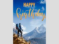 Feel the Air Happy Birthday Card Birthday & Greeting