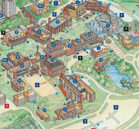 Campus Map - Ithaca NAUDC - Ithaca College