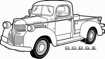Coloring Chevy Truck Pages Printable Tr Getcolorings