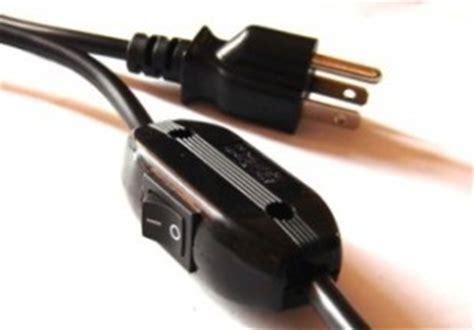 interrupteur le de bureau brancher un interrupteur sur un fil le roi de la bricole