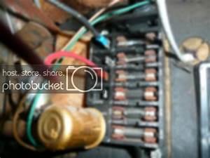 Fuse Box Corrsion Repair