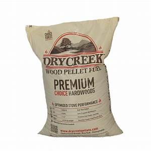 Dry Creek Wood Pellets   325 Per Ton