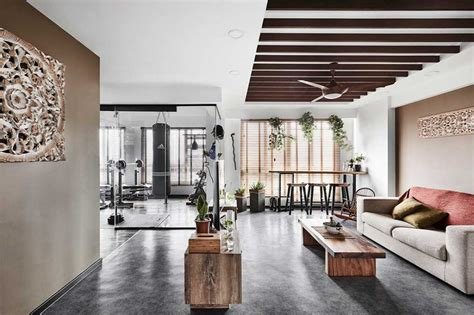 Hdb Home Design Ideas by Hdb Flat Turned Resort Home With A Lookboxliving